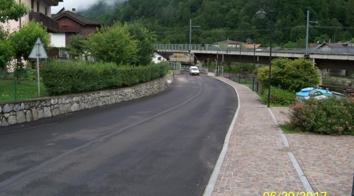 Opere di asfaltatura