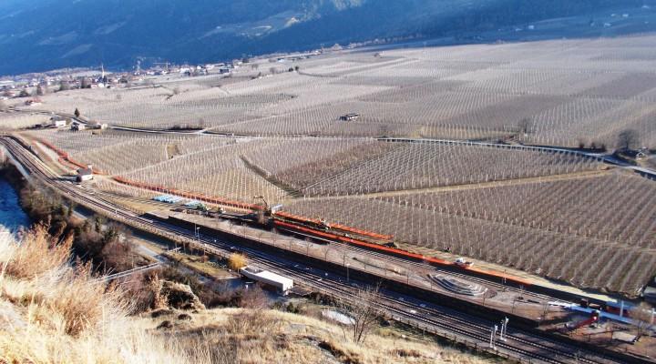 Rinnovo condotta idrica Castelbello - Naturno