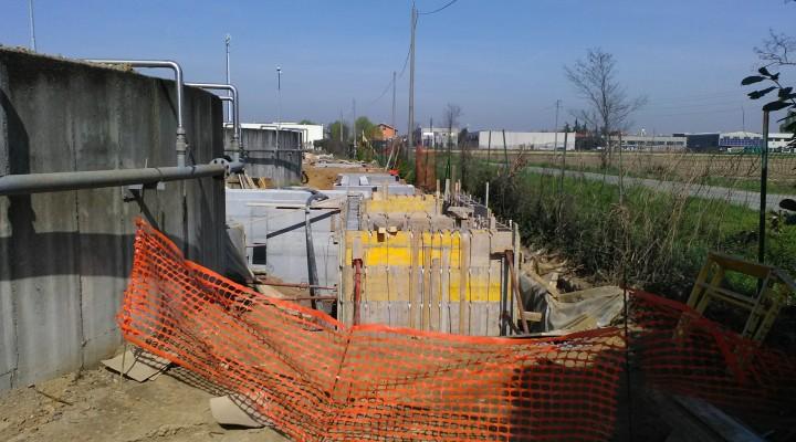 Impianti CAP HOLDING Settala, Gaggiano e Zelo Surrigone - opere civili e depurazione